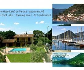 Sulzano Iseo Lake Apartments